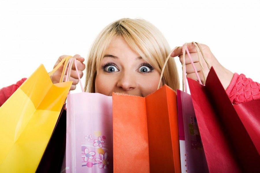 BOTTINO excited-women-shopping