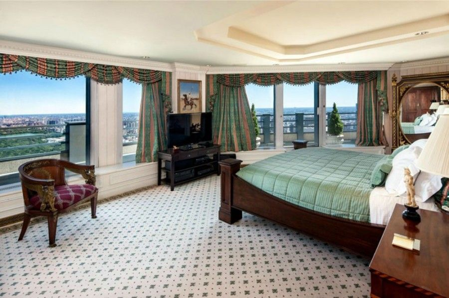 An octagon-shaped penthouse worth $100 million is currently the most expensive home for sale in New York City