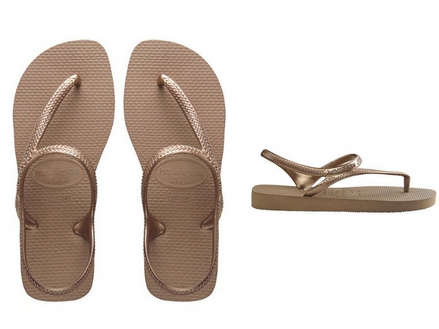 Havainas Flash un mix tra un paio di sandali e una classica infradito