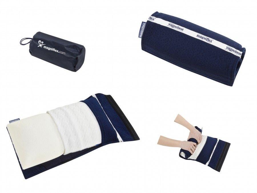 Sushi Pillow di Magniflex: l'accessorio perfetto per fare sonnellini rilassanti anche in barca!