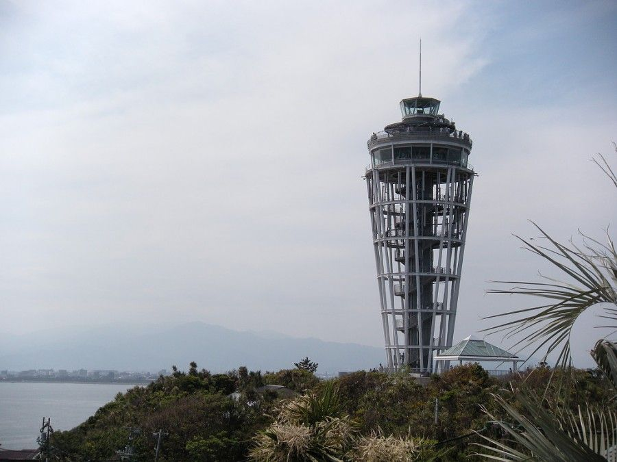 Enoshima Lighthouse2