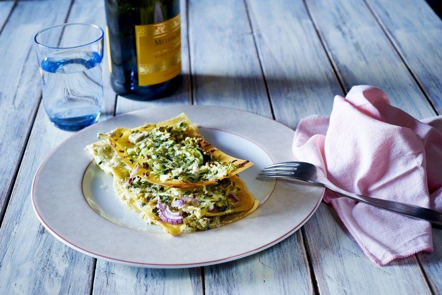 Lasagne di zucchine 4 copia