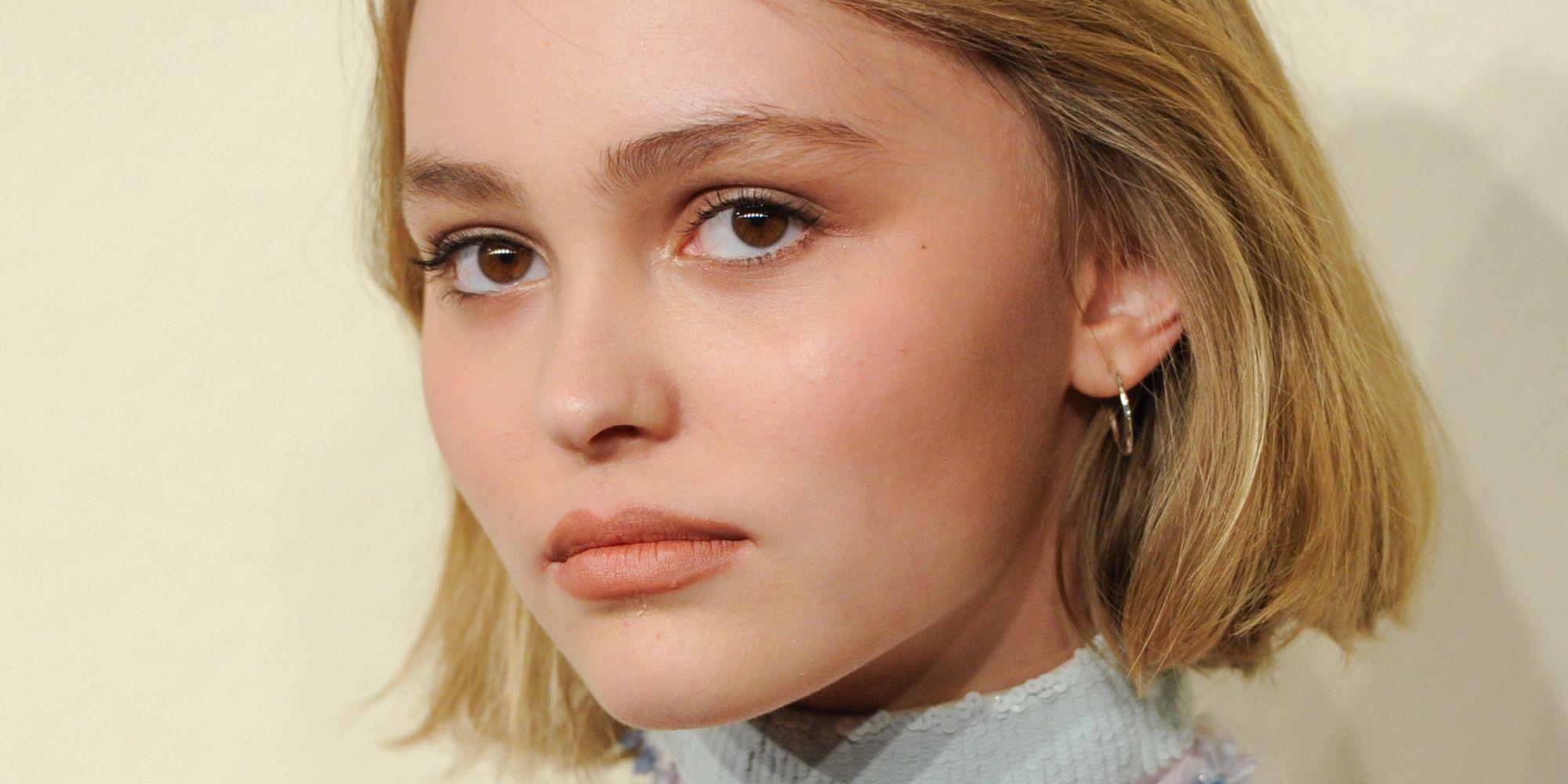 Lily-Rose Depp, figlia di Johnny Depp, testimonial per Chanel