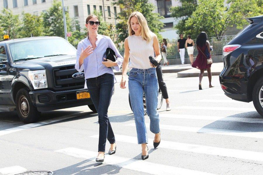 Mom Jeans: 20 anni di moda in un paio di jeans a sigaretta