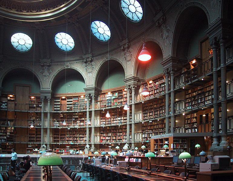 biblioteca-02Bibliotheue Nationale de France