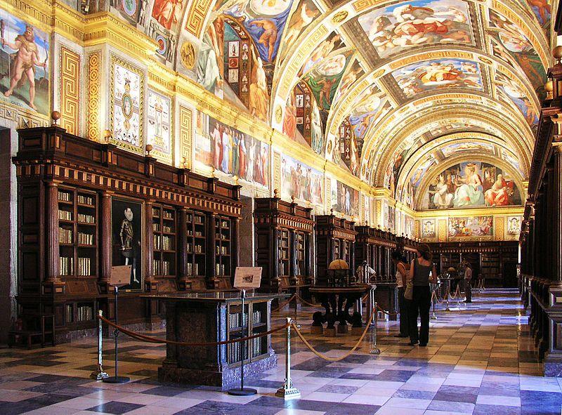 biblioteca-07The Library of El Escorial