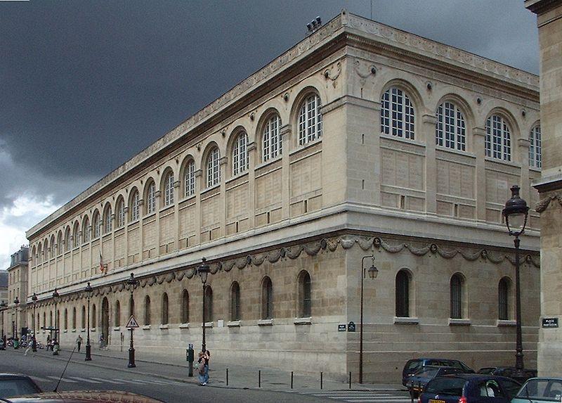 biblioteca-09Sainte-Genevieve Library
