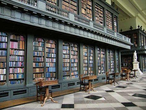 biblioteca-10The Codrington Library