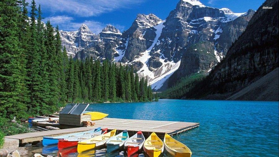 Ecoturismo: Canada
