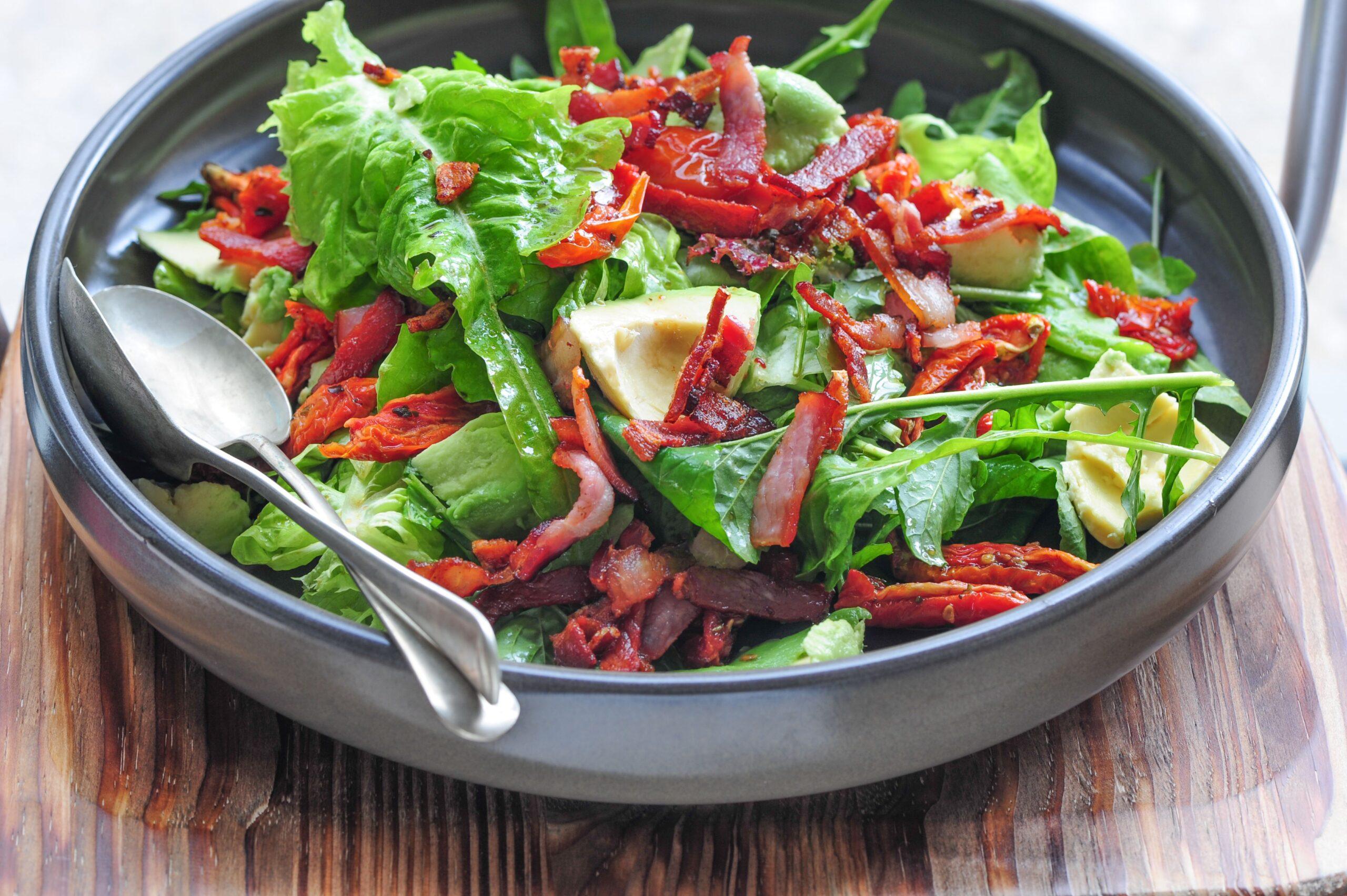 I trucchi per condire alla perfezione un'insalata