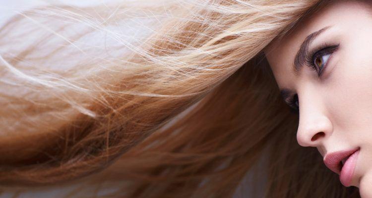 Maschera di senape per capelli da gelatina