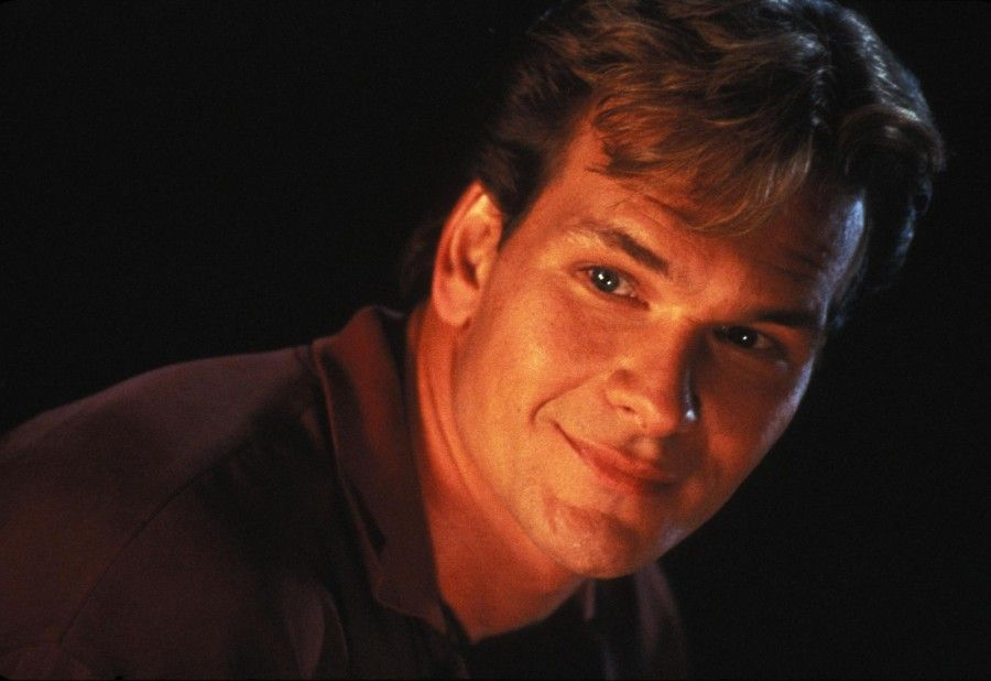 "Actor Patrick Swayze best know for his roles in films like ""Dirty Dancing"" and ""Ghost"" died on 9/14/2009 from pancreatic cancer at the age of 57. Swayze passed away peacefully with family at his side at his Los Angeles home.///Patrick Swayze  in a scene from the movie ""Ghost"""