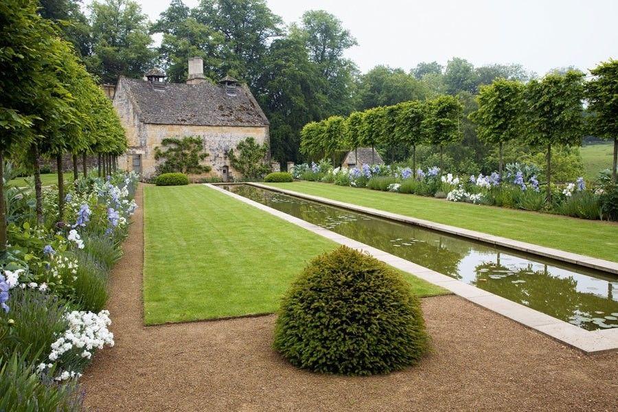 Come fare un giardino inglese in 5 mosse bigodino for Laghetto giardino plastica