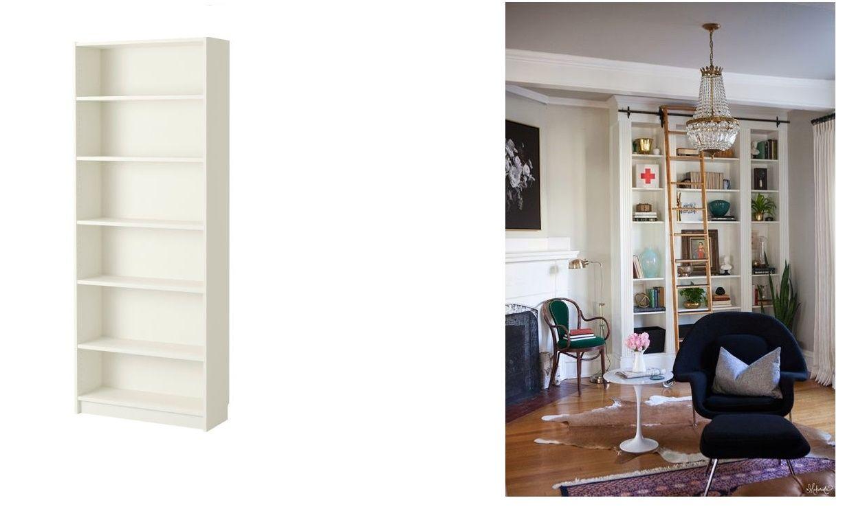 Carta adesiva per rivestire mobili for Ikea billy mensola
