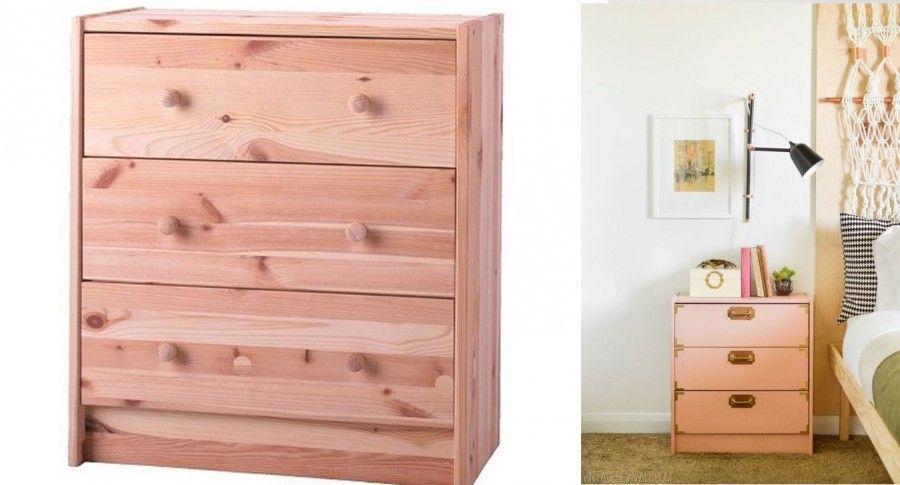 Trucchi per trasformare i mobili Ikea low cost in arredi ...
