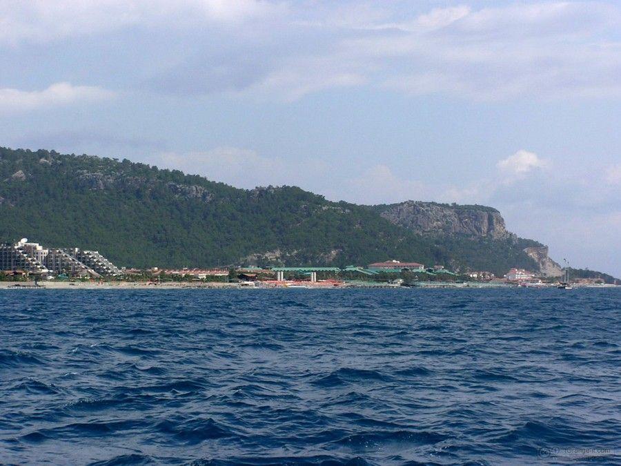 Costa turca