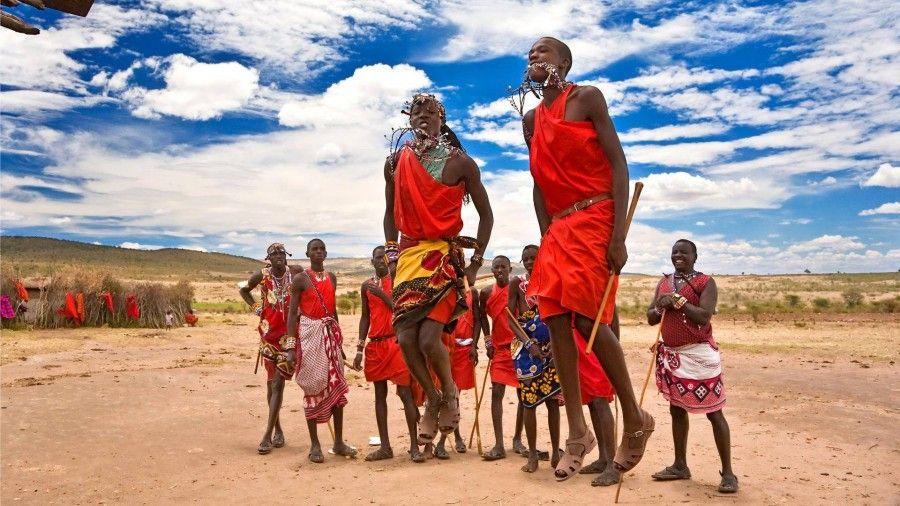 Ecoturismo: il kenya