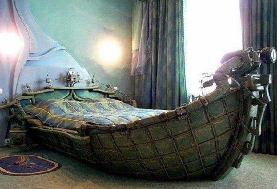 letto-barca