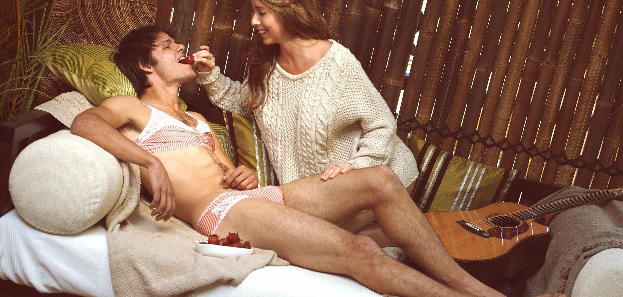 Perché gli uomini rubano la lingerie femminile?