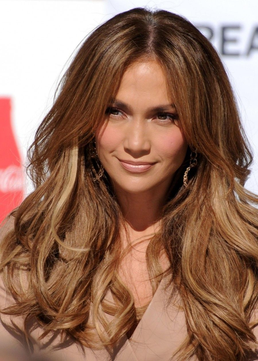 masculine-light-brown-hair-Jennifer-Lopez