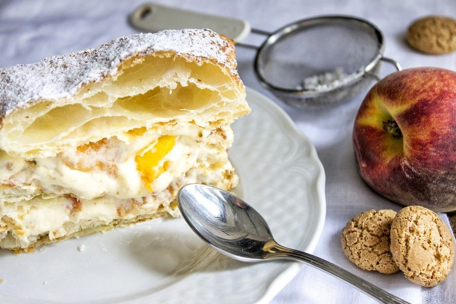 millefoglie-crema-chantilly-pesche-dolci-contemporaneo-food-