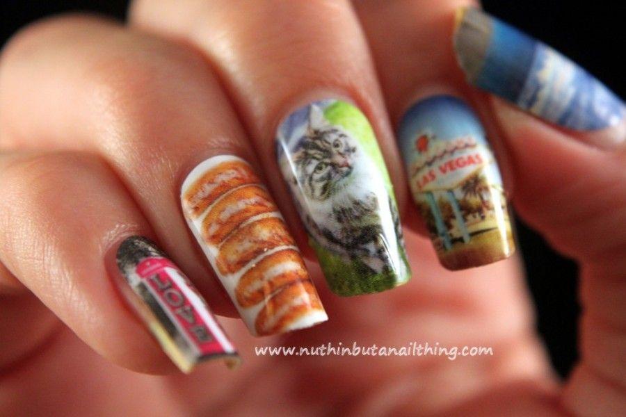 La NCLA manicure