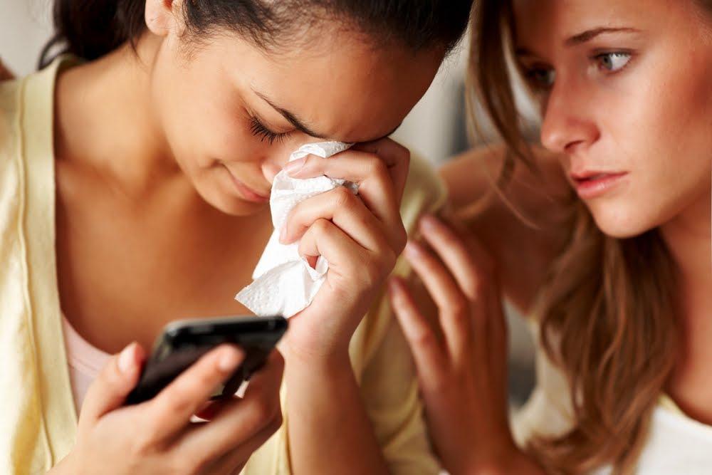 I 6 benefici del pianto