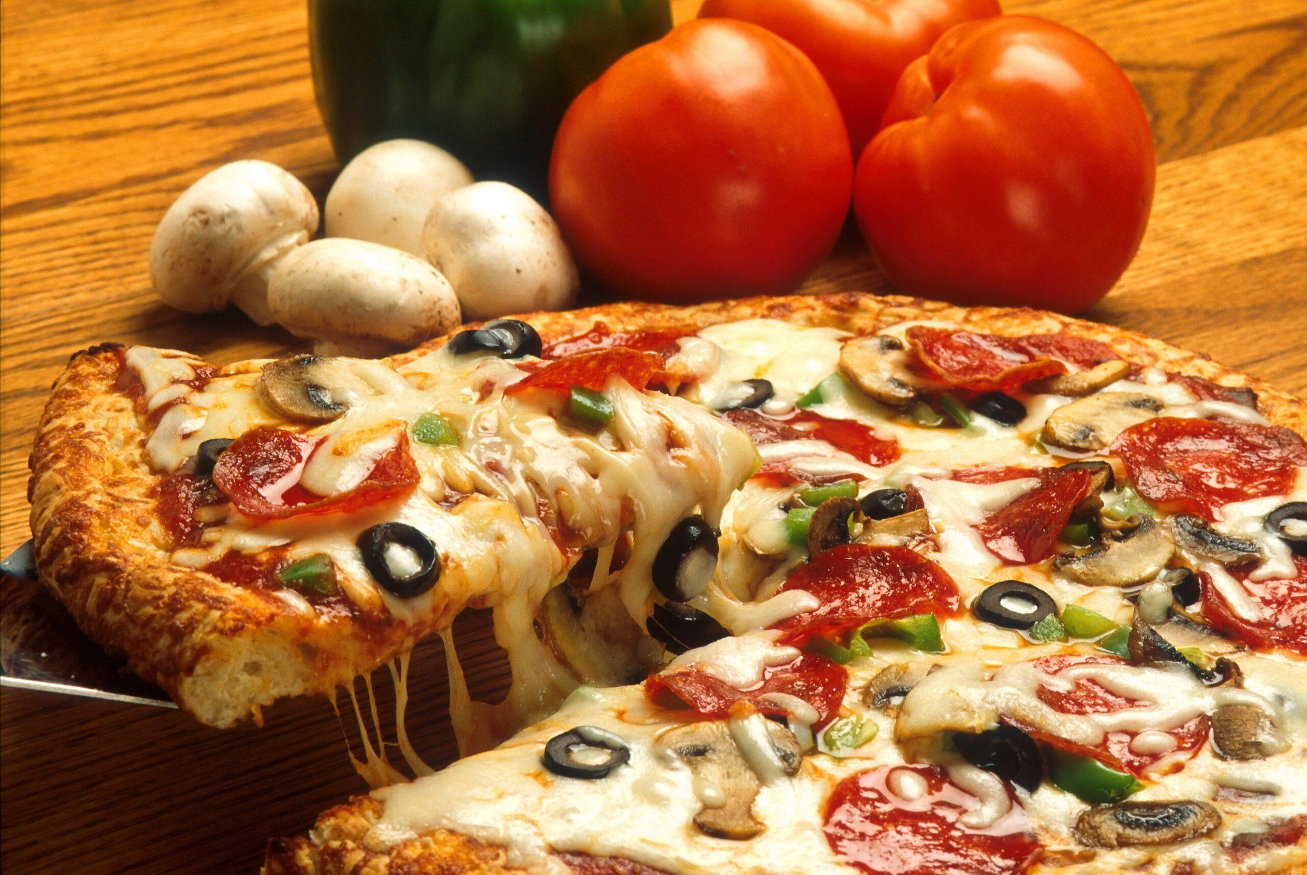6 cose che (forse) non sai sulla pizza