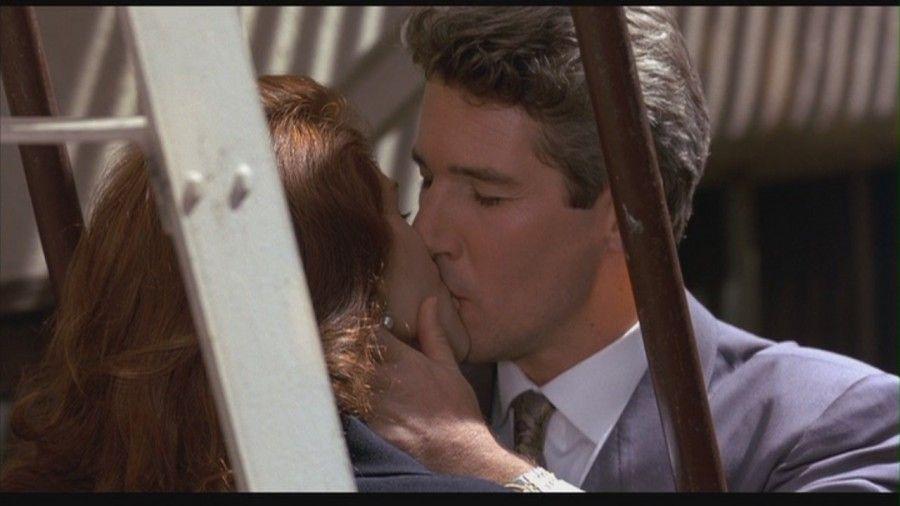 Che bacio!