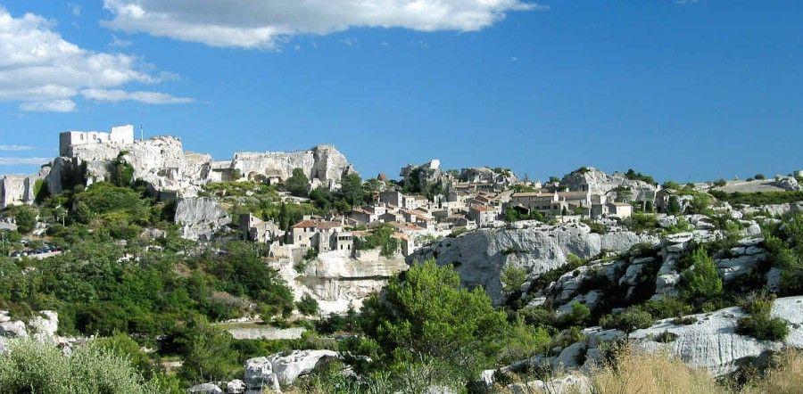 provenza-Les Baux-de-Provence