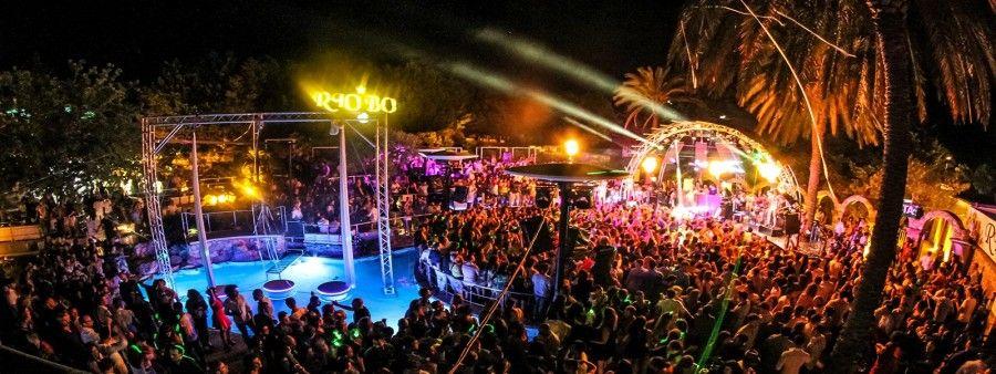 Le migliori discoteche italiane estate 2015