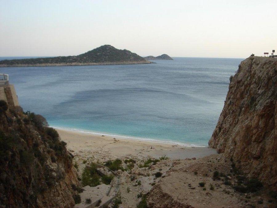 spiagge-turchia-Kaputaş Plajı