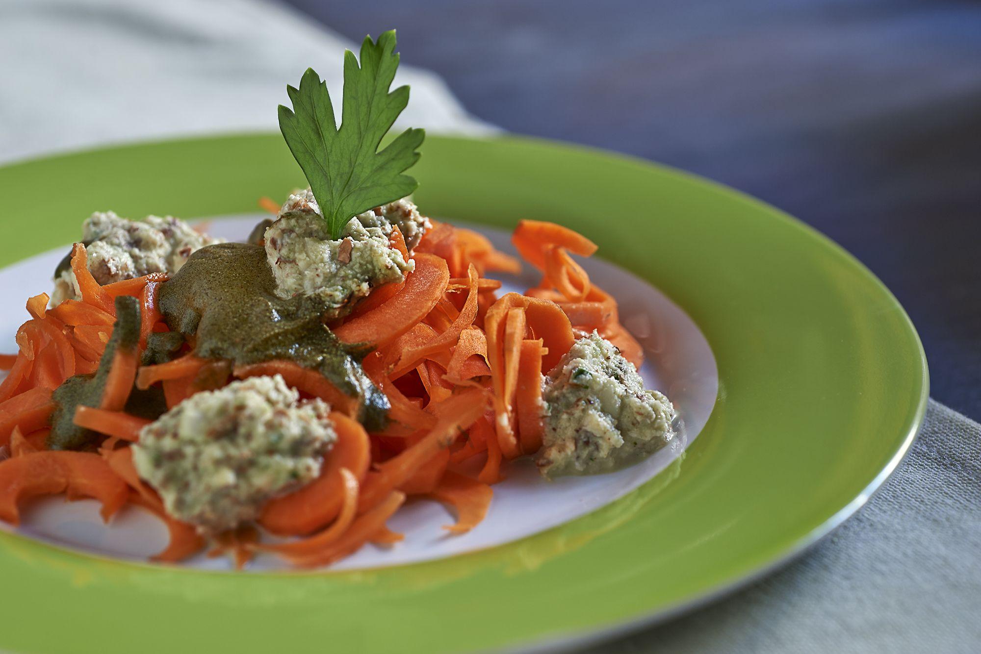 tagliatelle di carota 5 copia