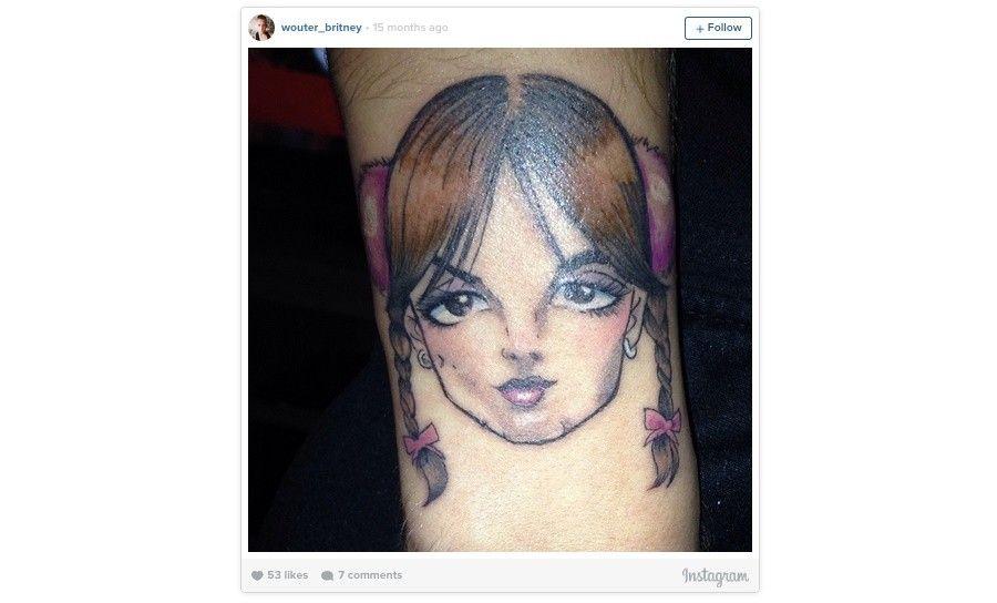 tatuaggio-britney