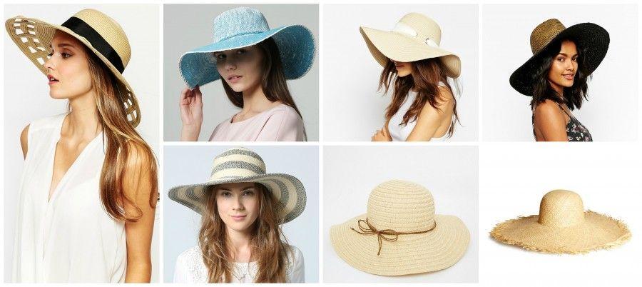 Il cappello di paglia  tutti i modelli dell estate  a4338bfcf663
