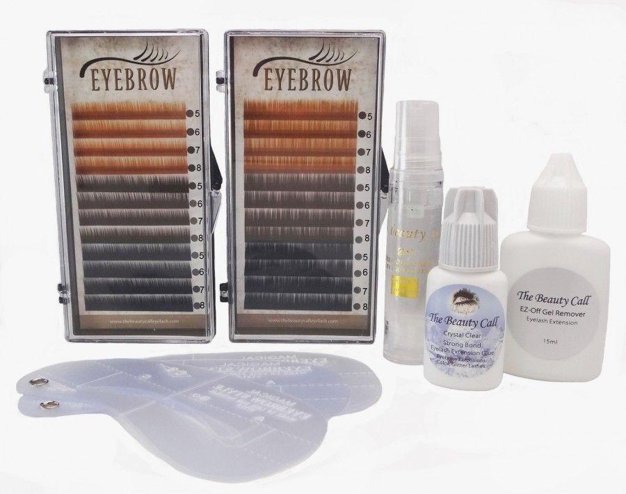 Eyebrow Kit -Mix Size