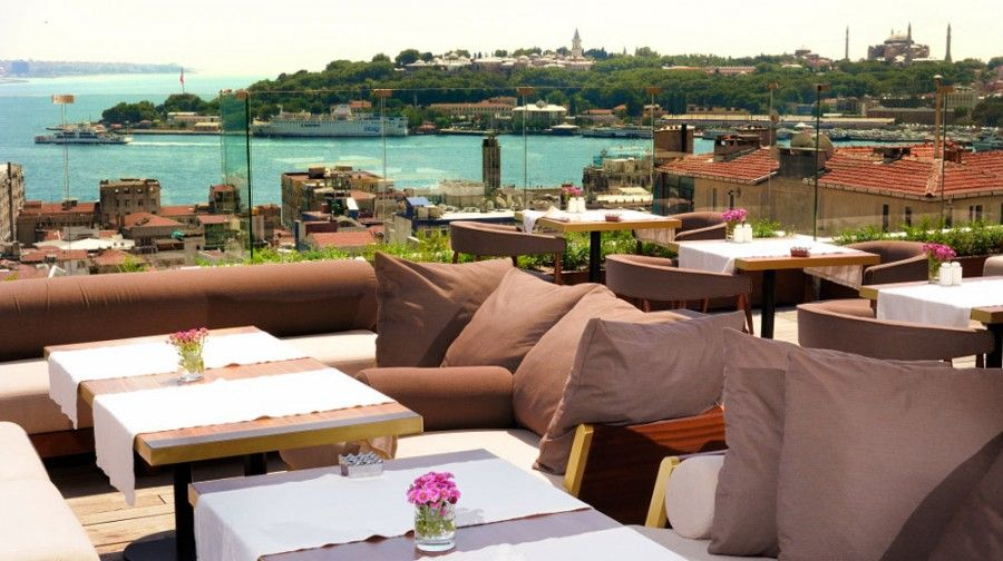 Georges Hotel Galata di Istanbul