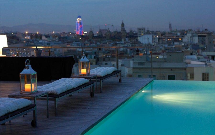 I migliori hotel con vista mozzafiato sul mondo bigodino for Migliori hotel barcellona
