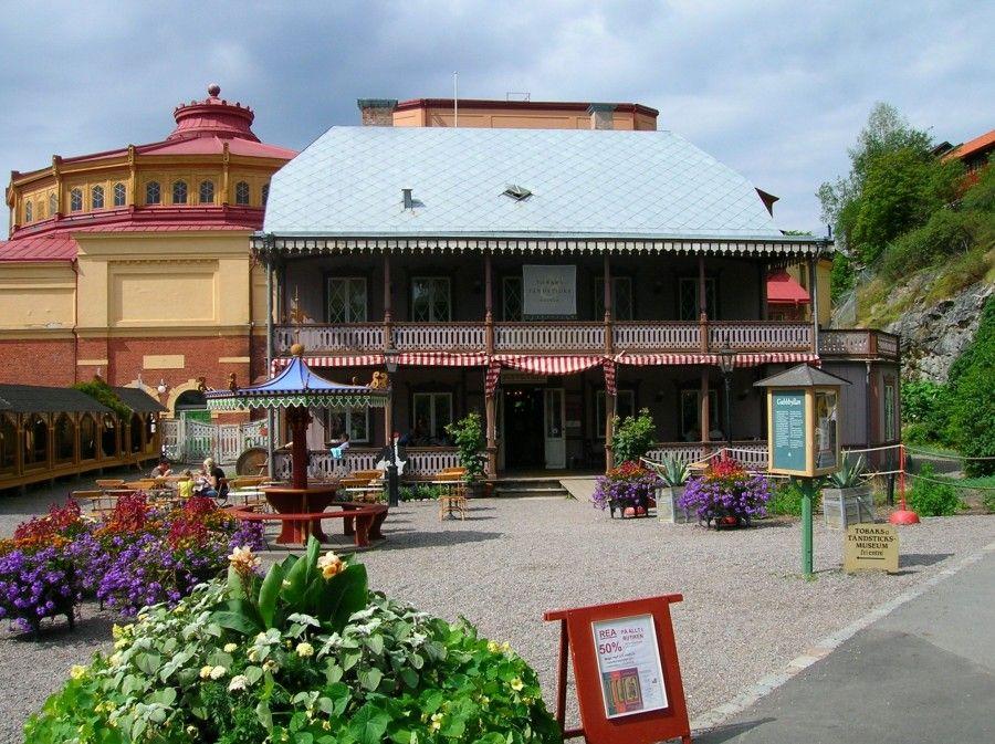 Skansen, un tuffo nel passato