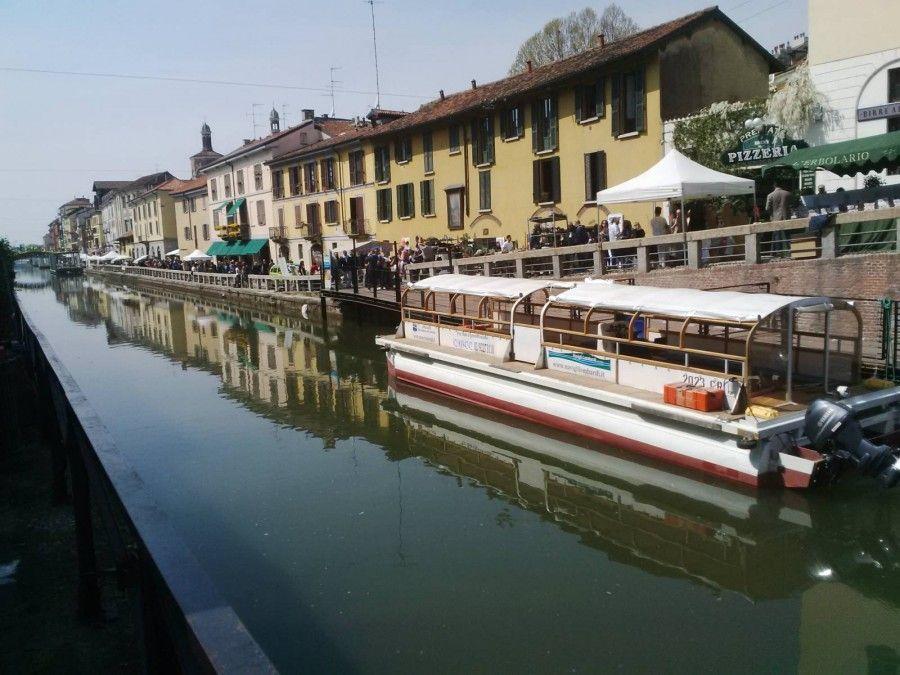Ferragosto 2015 a Milano