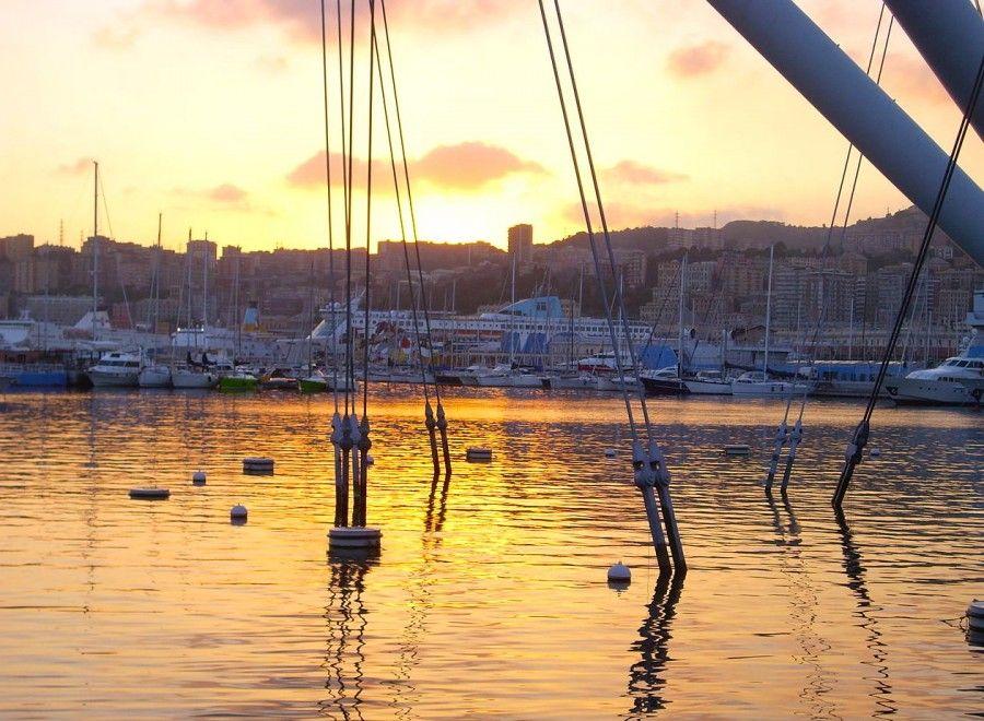 Il Porto Antico a Genova
