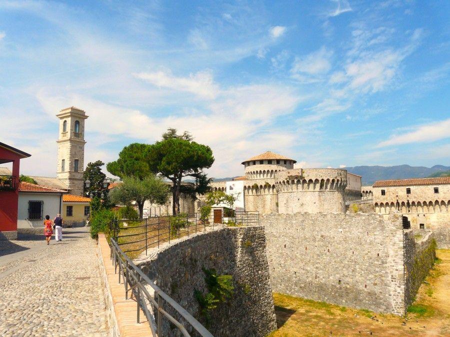 La fortezza di Firmafede a Sarzana