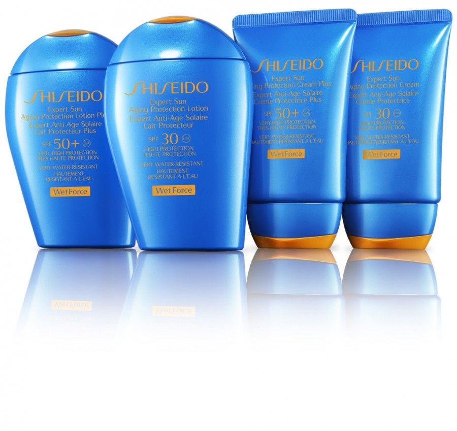 Shiseido-WetForce-Technology