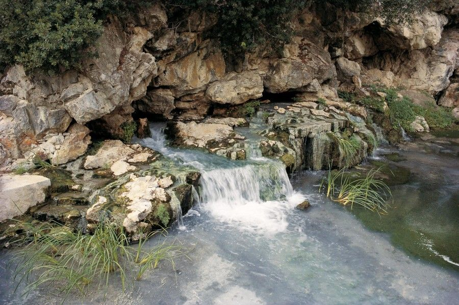Terme Grotta delle Ninfee Calabria