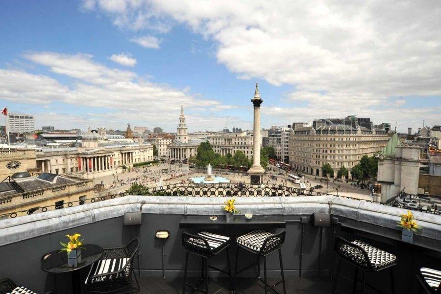 Trafalgar Hotel a Londra