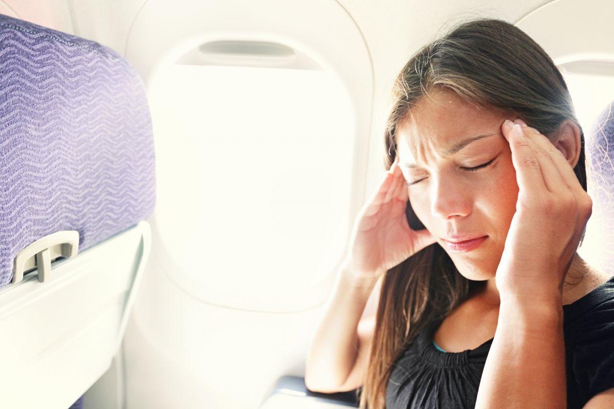 Sinusite da aereo