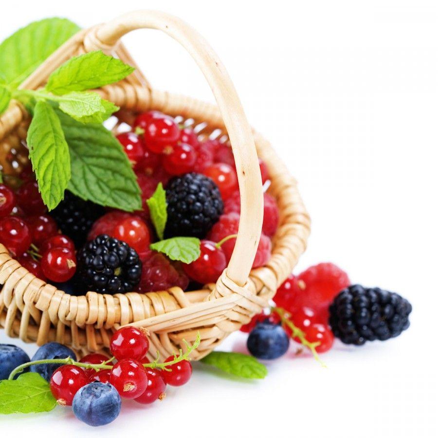 i frutti di bosco aiutano la salute delle vene e la circolazione sanguigna