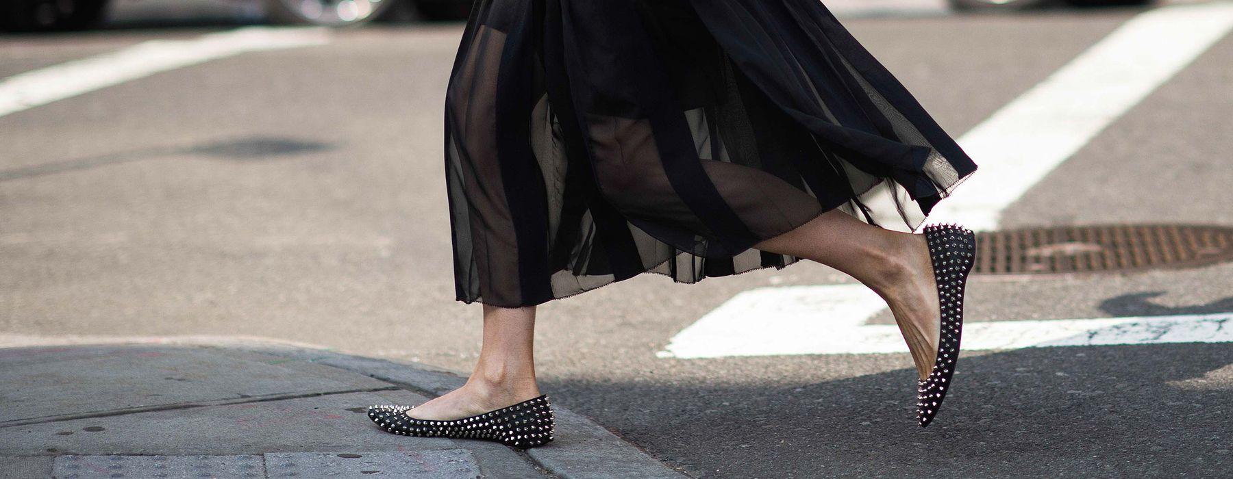 Ballerine: i modelli più carini da indossare a settembre