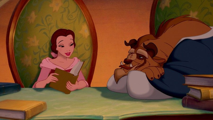 Le Frasi D Amore Piu Belle Dei Cartoni Animati Disney Bigodino