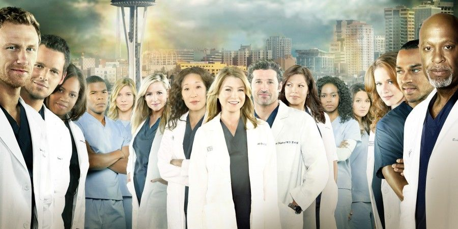 "ABC's ""Grey's Anatomy"" - Season Ten"